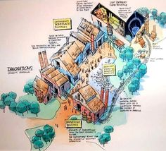 12 Proposed Disney Attractions That Were Never Built | Mental Floss