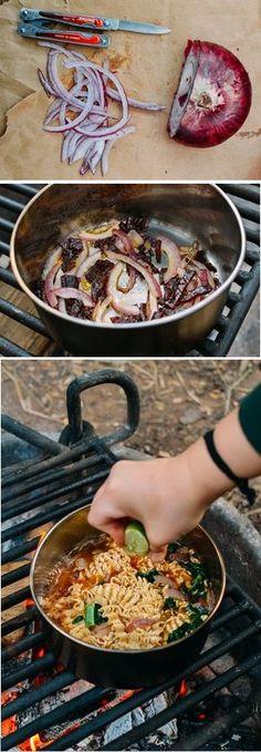 23 vegetarian camping meals vegetarian camping foods vegetarian pho ramen recipe by the woks of life forumfinder Gallery