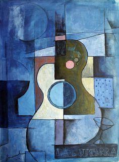 La Guitarra: Emanuel M. Ologeanu.