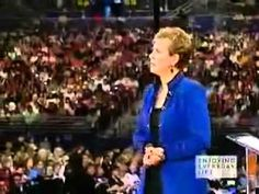 Joyce Meyer - Breaking Free From Religious Attitudes Pt 1 - Joyce Meyer ...