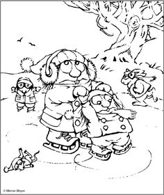 little critter coloring pages google search - Little Critter Coloring Pages