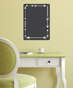 Chalkboard Arrows To-Do List Wall Decal