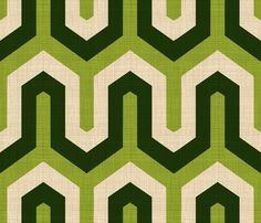 greek_100_green fabric by chicca_besso on Spoonflower - custom fabric