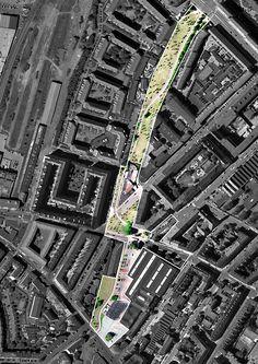 Superkilen Copenhagen Masterplan - e-architect