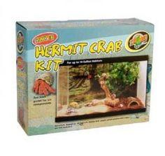 ZooMed Hermit Crab Kit