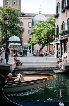 Venice, Italy   by Miguel de Guzmán