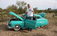 Tall guy or Mini 49 Mercury?