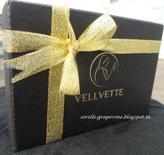 Velvette Box - January Edition ~ Sorelle Grapevine