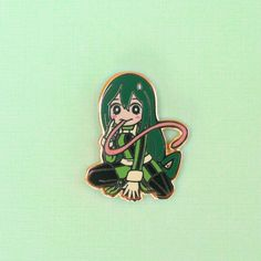 Enamel Pins – Page 2 – Miss Magpie Art My Hero Academia Merchandise, Anime Merchandise, Bag Pins, Boko No, Kawaii Accessories, Jacket Pins, Cute Charms, Cool Pins, Pin And Patches
