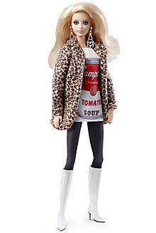 <em>Andy Warhol</em> Barbie® Doll