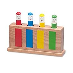 Activity Toys Galt Pop-Up Wooden Toys Baby/Toddler/Child Colourful Activity Toy -Bn & Garden Pop Up, 9 Month Old Baby, Wooden Baby Toys, Stacking Toys, 9 Month Olds, Retro Pop, Activity Toys, Activities, Toys Online