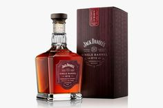 Jack Daniels Single Barrel Rye  o uísque de centeio
