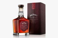 Jack Daniels Single Barrel Rye  o uísque de centeio