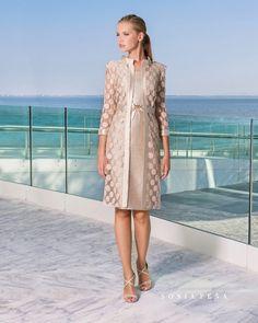 New Colelction 2018 Tail Dress Sonia Pena 181 Boutique Paris Vestidos Mob, Vestidos Vintage, Vintage Dresses, Choir Dresses, Mob Dresses, Fashion Dresses, Party Dresses, Vestidos Boutique, Boutique Dresses