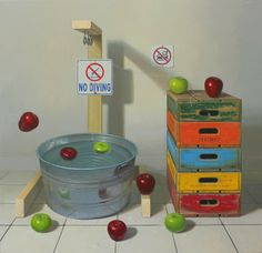 nuncalosabre.Pintura. Painting - Robert Jackson