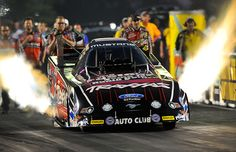 A look inside NHRA drag racing