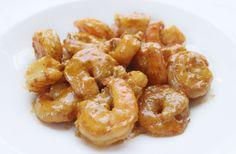 """La Cuisine de Bernard : Crevettes Piquantes """"Express"""""""