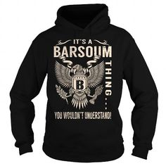 cool This guy loves his BARSOUM t shirts