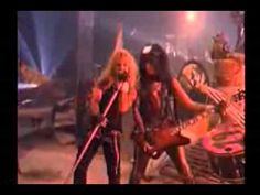 Motley Crue - Dr. Feel Good (Music Video)