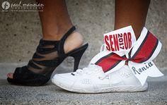 Cheerleading Senior Pictures Ideas - Cheer Bow - Detroit Senior Portraits - Metro Detroit Photographer