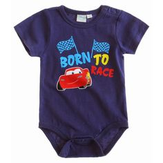 Body cu maneca scurta Disney Cars denim Disney Cars, Onesies, Denim, Baby, Kids, Clothes, Fashion, Young Children, Outfits