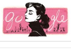 Audrey's 85th bday via Google