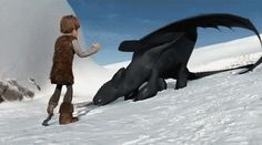 Toothless is so darn adorable!!!!