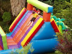 Obstacle Jungle Slide Castles, Adventure, Park, Birthday, Birthdays, Chateaus, Parks, Adventure Movies, Adventure Books