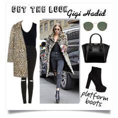 Get the Look: Gigi Hadid by keepfashion92