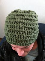Ankes Creaties Dames Of Herenmuts Basketweave Crocheting With Edi