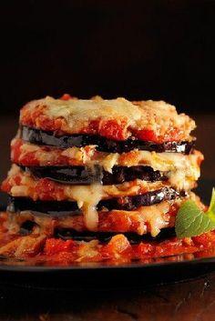 Parmigiano eggplant!