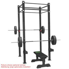 Das ATX® Wall Rig WR-1-270 - 1-Feld-System - zertifiziert nach EN 957 S ist optimal für Functional Training - Clubs, fitnessstudios und Vereine. Es besteht aus robusten 80x80 mm Profilstahlrohr mit 3mm Wandstärke. Rasterbreiten betragen 114cm/ 158cm/ 185cm und sind nachträglich erweitbar. #atxpower #atx #Freestandrig  http://www.megafitness-shop.info/Kraftsport/Kraftgeraete-nach-Marken/ATX/ATX-Free-Stand-Rig-FSR-1-270-zertifiziert-Qualitaet-Made-in-Germany--3691.html