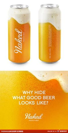 Beer package design