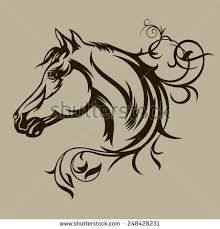 Image result for horse tattoos