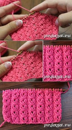 knitting - 2 sticks and some string (knit) . - knitting – 2 sticks and some string (knit) - Easy Scarf Knitting Patterns, Knitting Designs, Knitting Stitches, Baby Knitting, Crochet Patterns, Knitting Needles, Diy Crafts Love, Diy Wallet, Yarn Colors