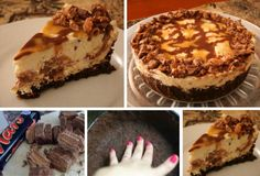 You will love this Mars Bar Cheesecake Recipe and it's No Bake and easy to make. This is a cracking recipe and we have a video tutorial to show you how.