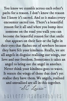 inspirational life quotes and words of wisdom Path Quotes, Me Quotes, Cross Paths Quotes, Inspiring Quotes About Life, Inspirational Quotes, Angel Prayers, Lessons Learned In Life, Reasons To Smile, Deep Words