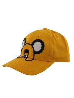 bcd6ecaf455 Adventure Time Jake Adjustable Cap