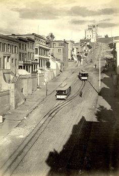 Photos of the day – Telegraph Hill, San Francisco c.1890 | GarysWorld USA