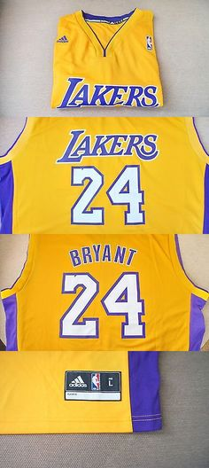 29a1c485d3a Men 158965  New Adidas Nba Los Angeles Kobe Bryant Replica Home Jersey Gold  Purple Men