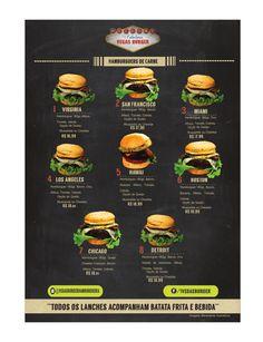 Somos uma Hamburgueria orgulhosa na nossa gastronomia, que tem como conceito a confecção de hambúrgueres com ingredientes típicos e tradicionais da gastronomia Americana. Uma viagem por diversos estados americanos através do paladar, oferecendo assim hambúrgueres únicos, com identidade e em que a qualidade é o principal ingrediente.