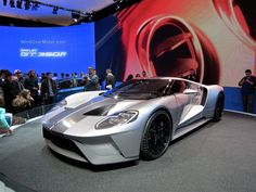 NYIAS 2015 Ford GT