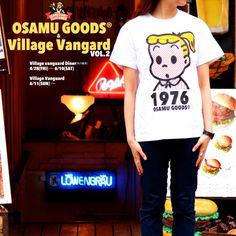 OGxVV2goodsOSAMU GOODS & VILLAGE VANGUARD VOL.2!
