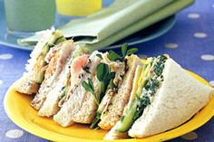 Sandwich Fillings Recipe - Taste.com.au
