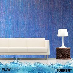 The sight of the monsoon showers are always a treat to look at!  Now have a shower of colour in your very own home, inspired by the play of Monsoon, try our Torrent effect from the Royale Play Neu range!  For more creative effects for your home, visit: http://www.asianpaints.com/products/colour-effects/royale-play-wall-textures/royaleplay-special-effects/explore.aspx
