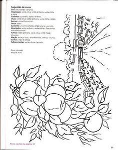Faça Já - Pintura em Tecido 12 - Fatima Nega - Álbuns da web do Picasa
