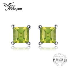 Square 0.7ct Natural Peridot 925 Sterling Silver Stud Earrings Fine Jewelry for Fashion Women Statement JewelryExtraBeautiful.co.zaSquare 0.7ct Natural Peridot 925 Sterling Silver Stud Earrings Fine Jewelry for Fashion Women Statement Jewelry Price: 8.99 & FREE Shipping #fashion|#accessories|#plussize|#extrabeautiful