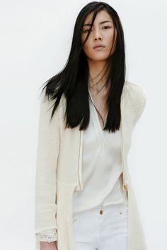 Zara April look book