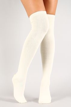 Up To You Thigh High Socks | UrbanOG