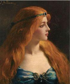 Jules-Frédéric Ballavoine (1855 - 1901) - Untitled